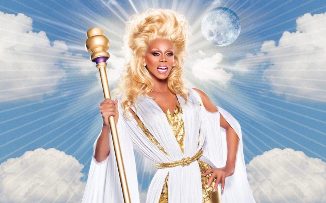 La regina delle parrucche e del glamour: RUPAUL