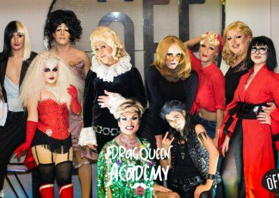 Drag queen academy